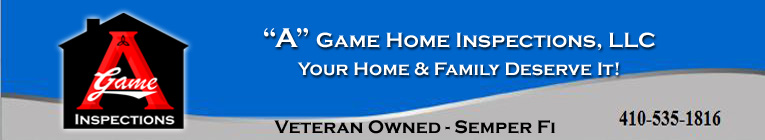 A Game Home and Property Inspections in Maryland